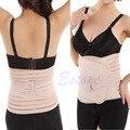 Nuevo body shaper cintura postparto recuperación tummy cintura vientre cinturón de adelgazamiento body faja alta calidad envío libre