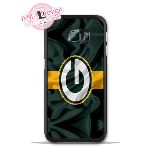 Green Bay Packers Football Flag Case For Galaxy S8 S7 S6 Edge Plus S5 S4 mini active Ace Win S3 Core Note 4 2