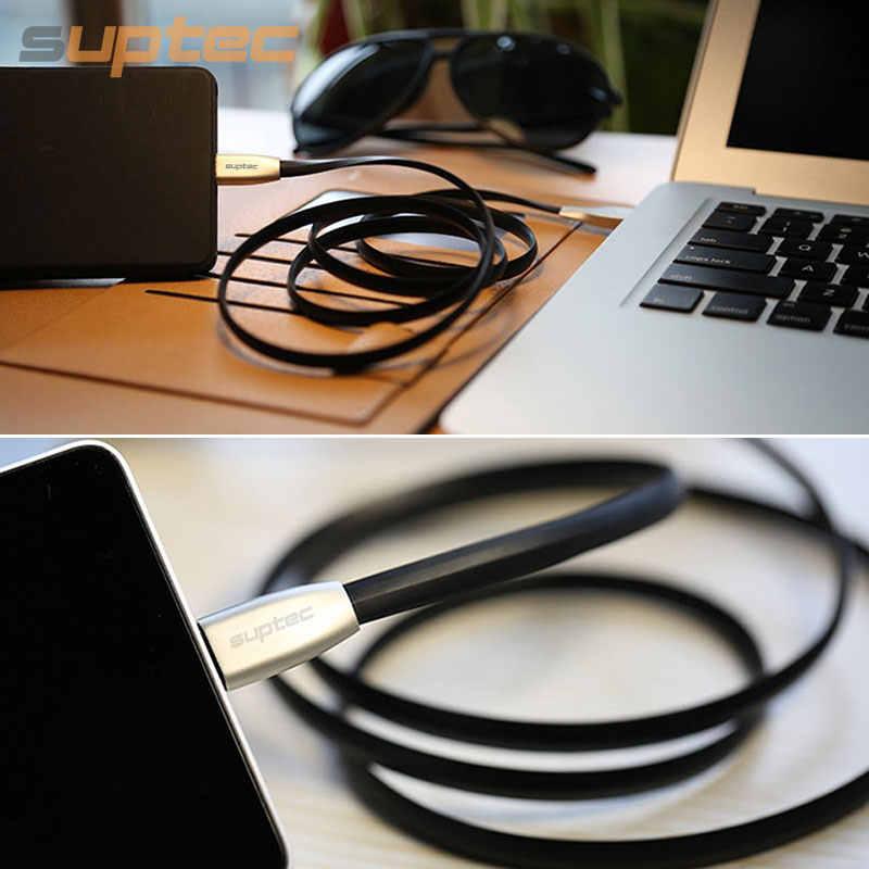 SUPTEC kabel USB typu C USB 3.1 typu C kabel ładowarki szybkie ładowanie danych przewód do synchronizacji dla Samsung S8 Xiaomi mi5 6 Mi4C Huawei P10 LG