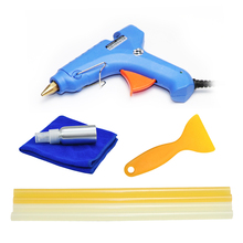 PDR Tools Kit Paintless Dent Repair Straighten The Dents Dent Puller Bridge Puller Glue Gun PDR Glue Tool Sets