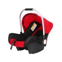 Для малышей корзина Стиль безопасности автокресло детское автокресло Портативный ребенок автомобильной безопасности мест Детская Верхня