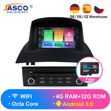 4GB IPS Android 8 0 Car Stereo DVD Multimedia For Renault Megane 2 Fluence 2002 2006