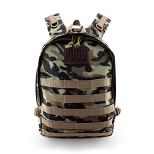 E-Mell New Shooting Game PUBG 3 level Bag Travel shoulder canvas bag Multifunction Backpack