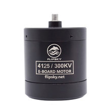 HGLRC-Flipsky F4125 300KV Brushless Motor for Direct Drive Propeller/Efoil/Electric Skateboard Remote Control Accessories(China)
