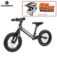 ROCKBROS велосипедный велосипед велосипедное углеродное волокно горка велосипед детский велосипед самокат легкий Коррозионностойкий велосип