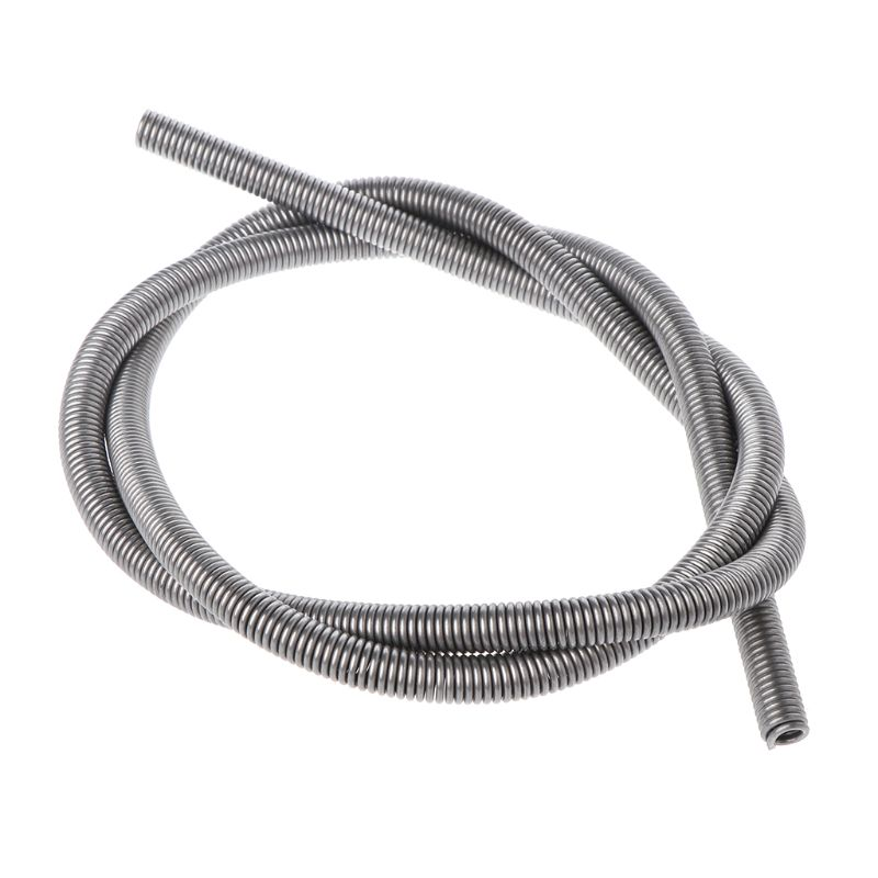 1Pcs 7mm Dia 792mm Long 3000W AC220V FeCrAl Kilns Furnaces Casting Heating Element Coil Silver Tone Coil Heater