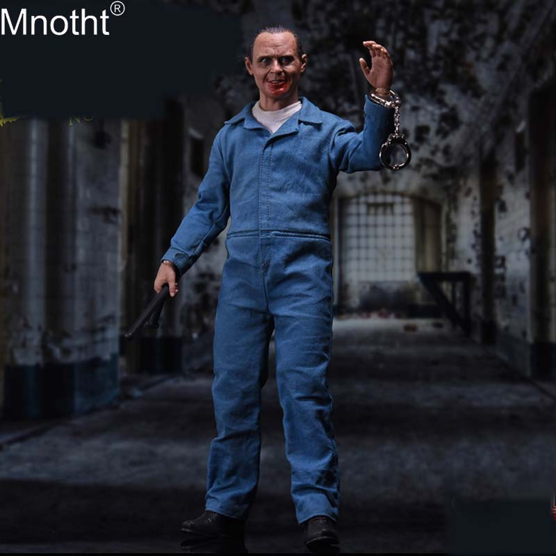 Mnotht FS012 1/6 HANNIBAL 2.0 The Silence of Lambs Model Toy Male Clothes Accessory 12inch Soldier Collectible Action Figure mb футболка стрэйч printio silence of the lambs молчание ягнят