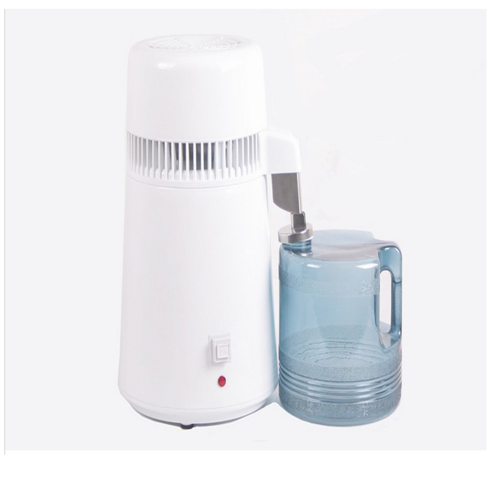 2016 Distilled water machine with Stainless steel blind cover Portable water distiller CE certificate
