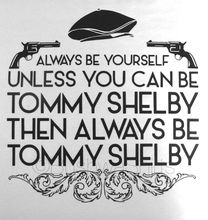 PEAKY BLINDERS Thomas Shelby Inspired Tee T Shirt Top Mens Birmingham Bro New Shirts Unisex Funny free shipping