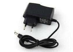 Adapter konwertera zasilania ue AC 100 240V do DC 12V 1A przełącznik przełączania 5.5mm * 2.5mm wtyczka darmowa wysyłka w Akcesoria do telewizji przemysłowej od Bezpieczeństwo i ochrona na