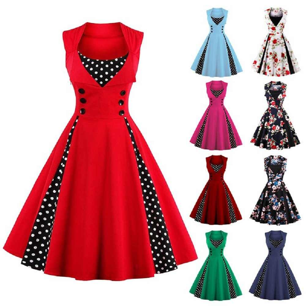 647c03754a701 Detail Feedback Questions about Wipalo S 4XL Women Robe Pin Up Dress ...