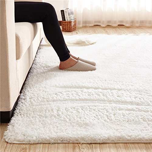 Large Size Home Floor Gy Carpet Soft Living Room Rug Modern Area Fluffy Rugs Anti Skid Pad In From