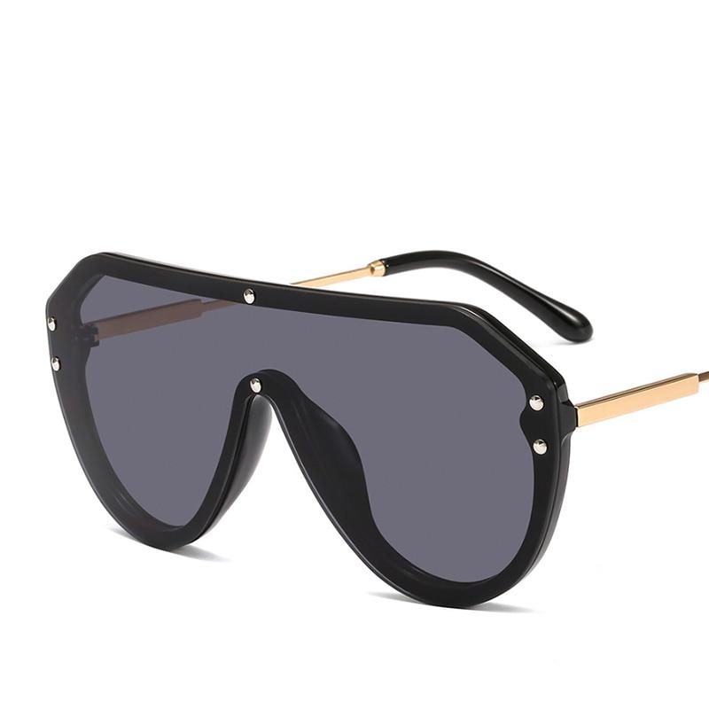 2019 New F Watermark One-piece Sunglasses PC Copy Film Men Women Sunglasses Girls Personality Colorful Fashion Wild Sun Glasse (32)