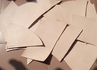 cowhide cow leather Leather Scraps Leather Pieces thick about 1.6mm 500kg