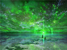 Diamond Embroidery Landscape Full Round Painting Cartoon Starry Sky Picture Of Rhinestone Mosaic Kit Home Decor