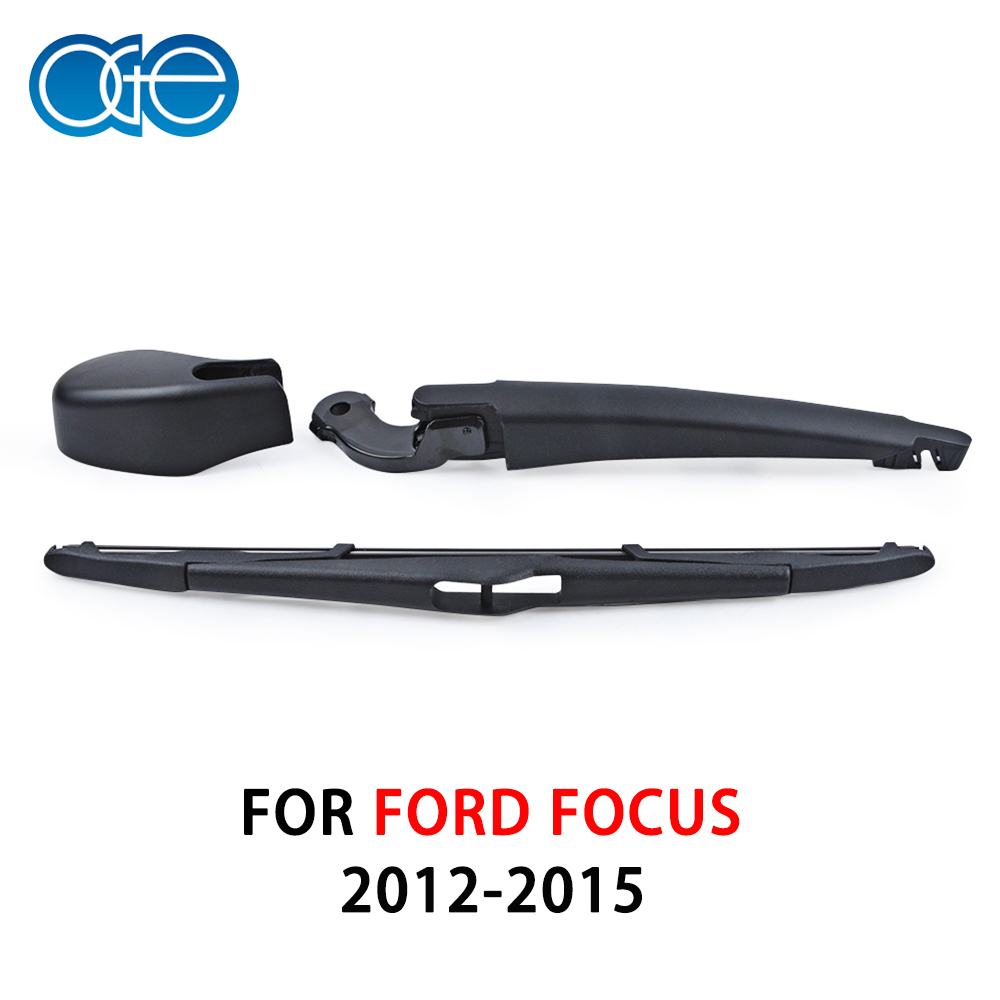 OGE Premium Rear Wiper Arm and Blade For Ford Focus From 2012 to 2015 Windshield Car Auto Accessories(China)
