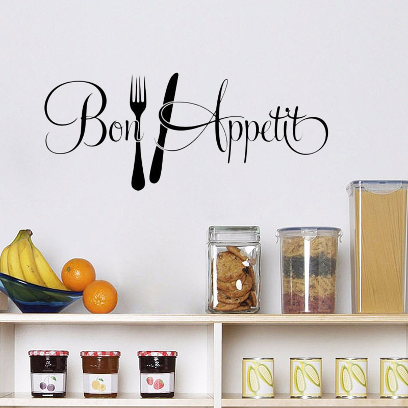 Background Can Be Removed Dynamic Wallpaper Kitchen Wall Sticker Home Decoration-in Wall ...