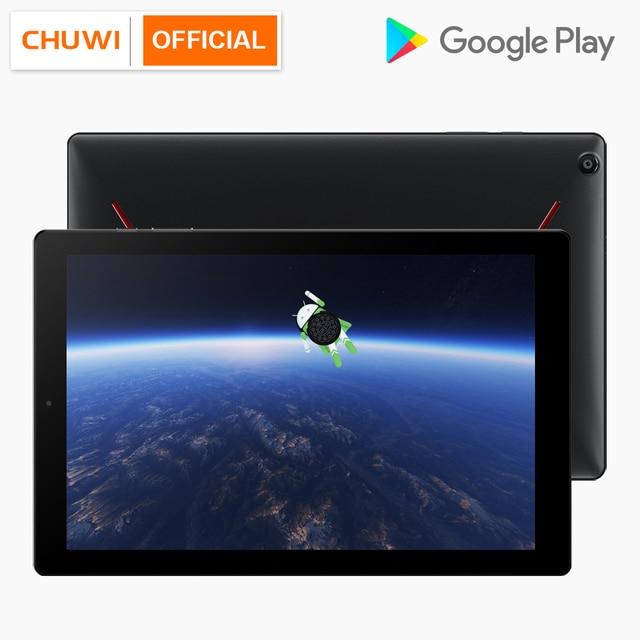 CHUWI Hipad 10.1 Inch 1920*1200 Helio X27 Deca Core Android 8.0 Tablet 3GB RAM 32GB ROM 2.4G/5G WIFI Dual Camera Tablets