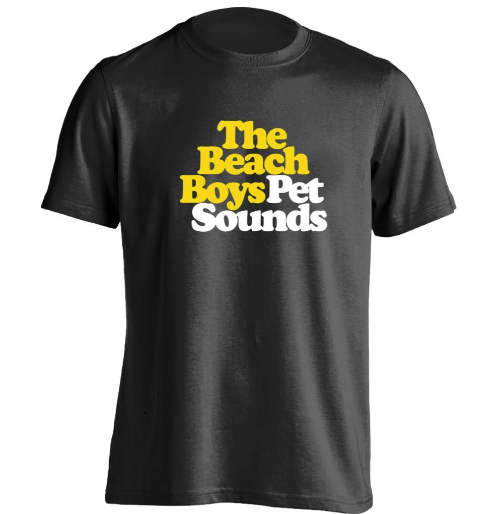 the beach boys Pet Sounds Mens & Womens Printing T Shirt Design T Shirt