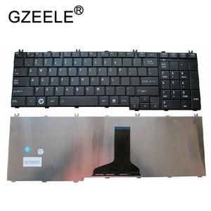 Image 5 - GZEELE English keyboard For Toshiba Satellite L670 L670D L675 L675D C660 C660D C655 L655 L655D C650 C650D L650 C670 L750 L750D