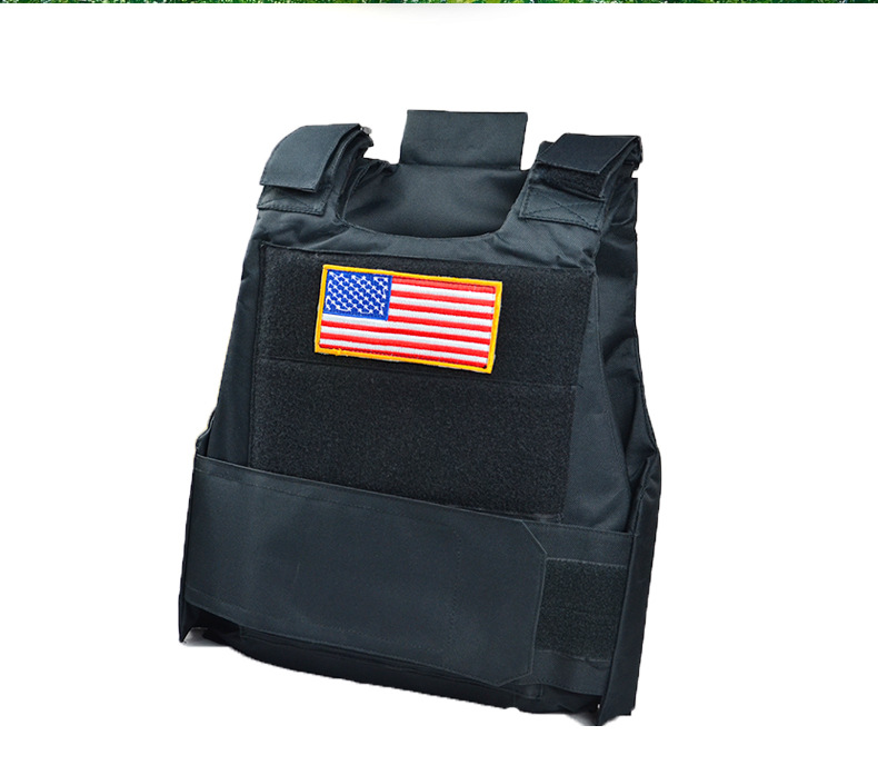 Tactical Safety Vest American Black Hawk cs field, special warfare, outdoor protective v ...