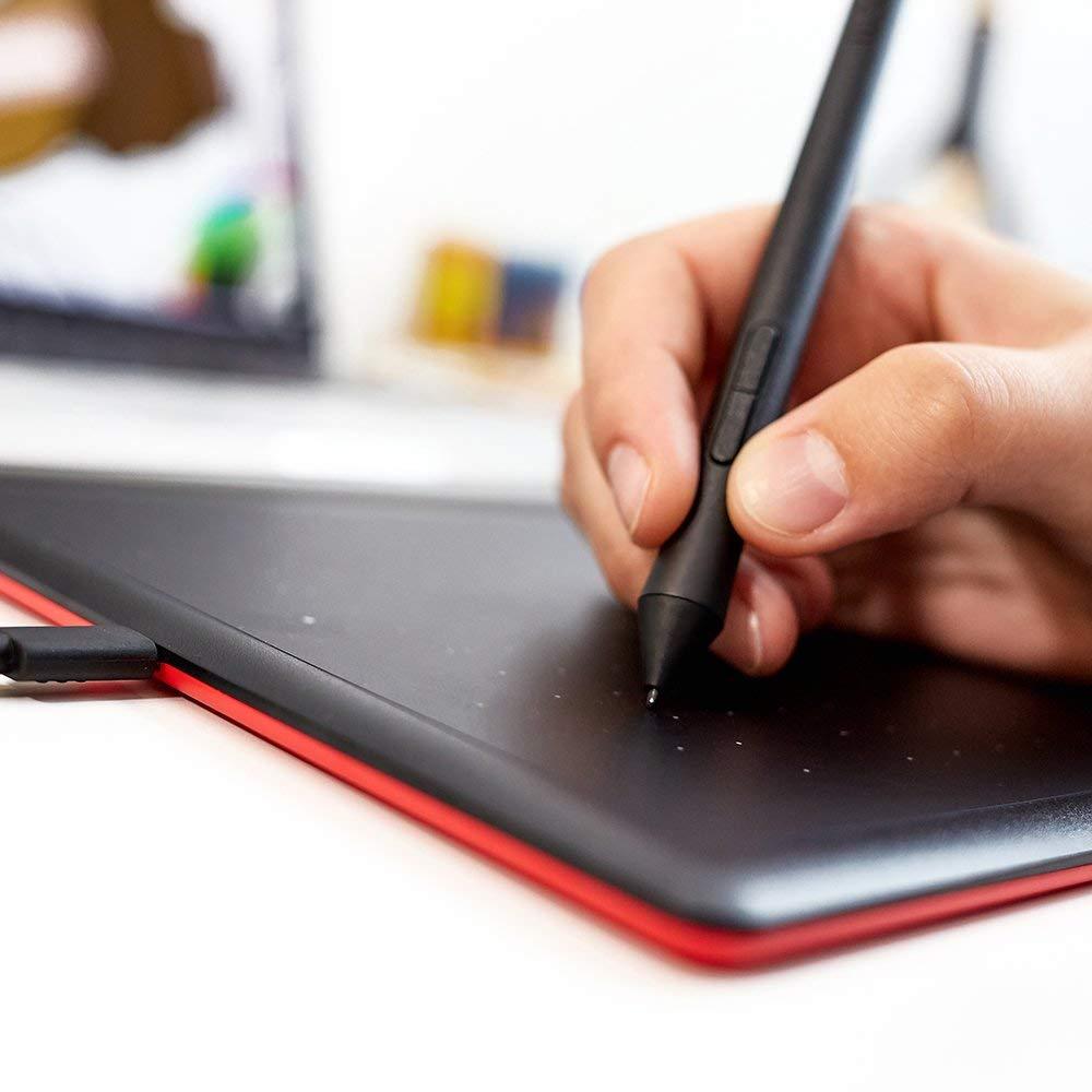 Un par Wacom CTL-472 tablette numérique Graphique Dessin Comprimés 2048 Niveaux de Pression + Cadeau Packs + 1 Année Garantie - 5