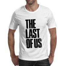 The Last Of Us T Shirt Video Game Skate Casual Pop T-shirt Hip Hop Design Creative Unisex Tee