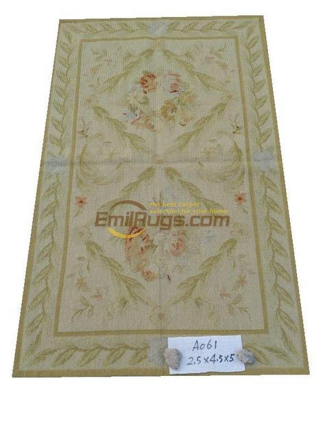 Гобелен ковры needleopint ковры 76 СМ Х 137 СМ 2.5 Х 4.5 A061gc20neeyg5