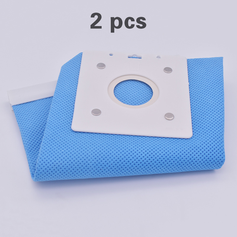 2 Piece Adoolla Reusable Vacuum Cleaner Parts Large Capacity Dust Collector For Samsung DJ69-00420B Removable And Washable Bag