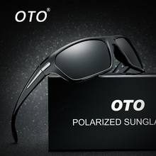 OTO Brand Men Polarized Sunglasses Goggle style Driving Glasses Male outdoor Sun glasses for Men Eyewear Accessories Oculos P532