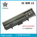 6 células 11.1 v 4400 mah alta qualidade bateria de laptop novo para dell xps m1530 1530 tk330 gp975 ru033 ru006