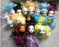 New Arrival Girls Doll Accessories Head,5pcs/lot for Monster High doll
