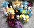 Nova chegada meninas boneca acessórios head, 5 pçs/lote para Monster High boneca
