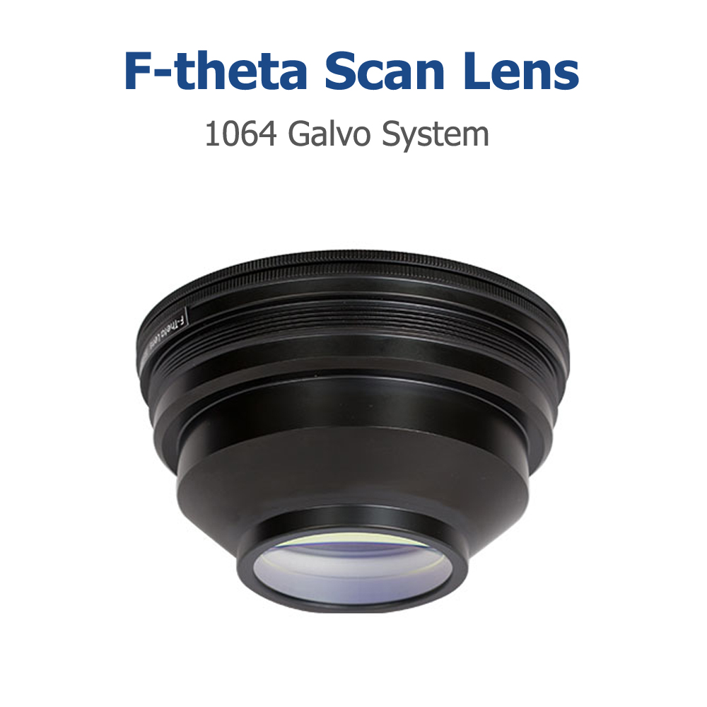 F-theta Scan Lens Optical Field Lens 1064nm 70*70 112*112 163*163 210*210 254*254 300*300 Fiber Laser Marking Machine Part