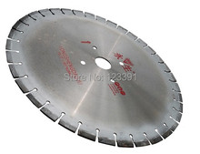 Promotion sale diamond saw blade 500*50/30/25.4*12mm hot sintering 36PCS segments silver welding specially for granite cutting