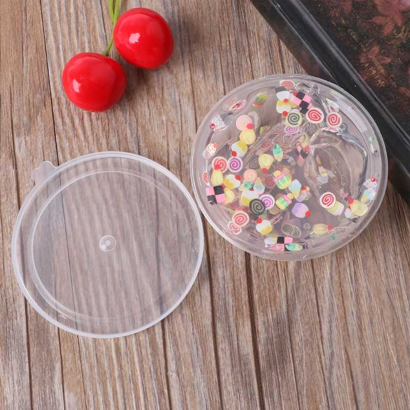 Best Quality Fruit Crystal Slime Clay Fidget Plasticine Mud Toy Gift For Kids Hand Gum Silly Putty