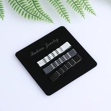 12pcs /Set 5cm Candy Color Hairpin