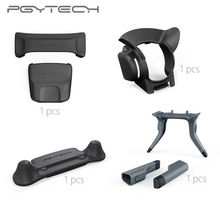 PGYTECH 4 IN 1 Set Remote Control Guard & Lens Hood & Landing Gear Leg&Propeller Motor Holder For DJI Mavic Pro/platinum drone