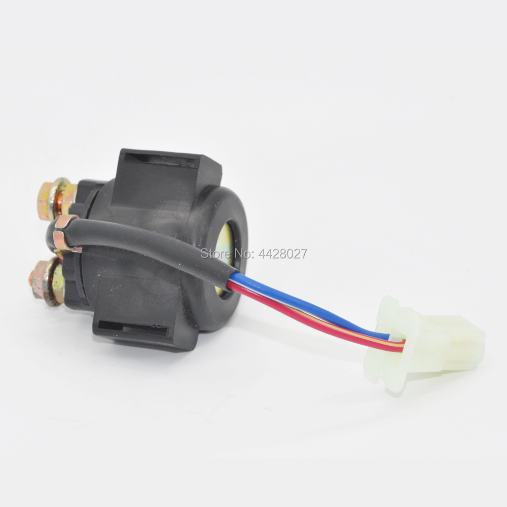 Starter Relay Solenoid for Honda TRX250 TRX 250 Fourtrax 1985 1986 1987 NEW
