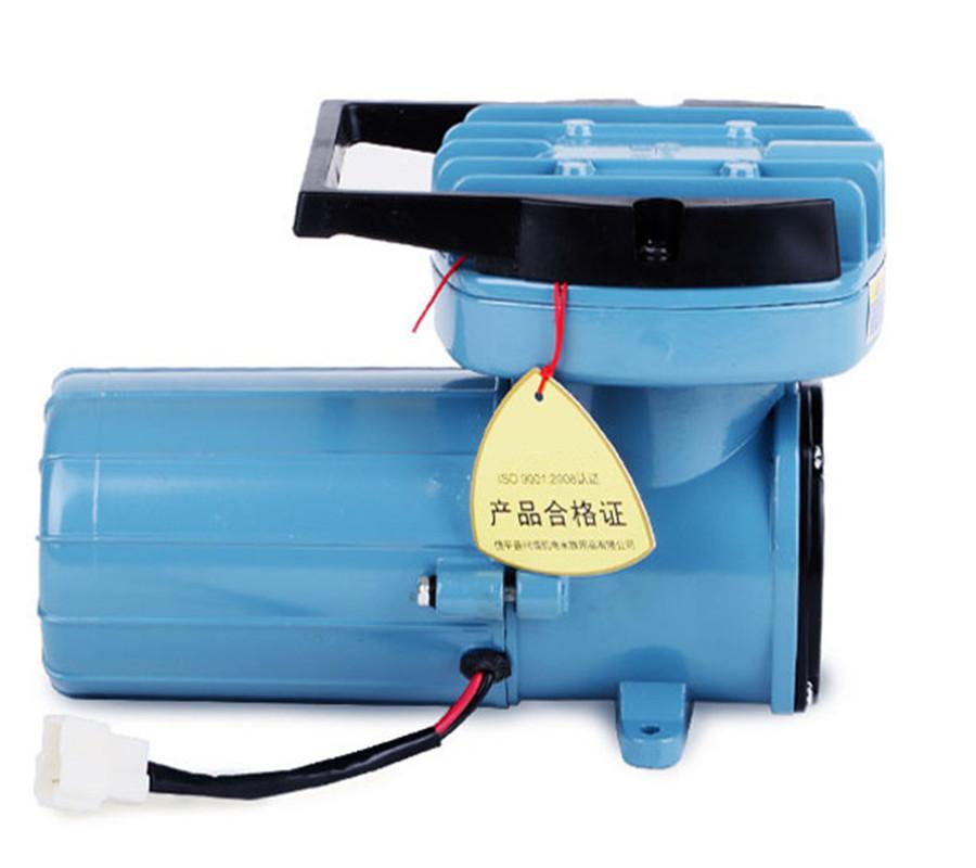 DC6V 60L/Min Electromagnetic aquaculture air pump, aeration pump