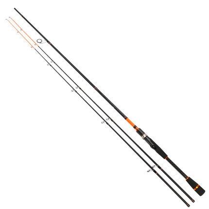 TSURINOYA JOY TOGETHER IV 2.4m M/ML Spinning Rod Fishing Lure Rod Tow Tip Rod Fast SIC Guide ring SK-24T Carbon fiber Lures Rod