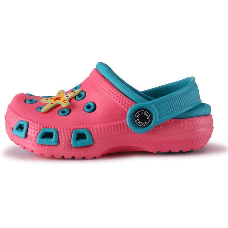 9c9735453a2a2 Detail Feedback Questions about Kids Slippers For Girls Summer Cool Beach  Sandals Baby Boys Flip Flop Children Non slip Clogs Leather Family Plastic  Shoes ...