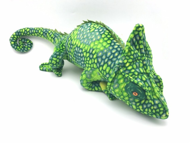 80cm 31 5inch Life Like Lizard Realistic Iguana Plush Stuffed Animal