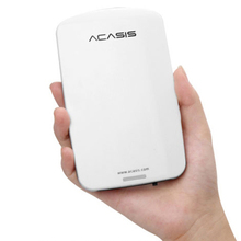 High Speed USB3.0 5Gbps ACASIS FA-05US 2.5inch External Hard Drive Disk Box HDD Enclosure Case SATA Interface SSD box With Cable