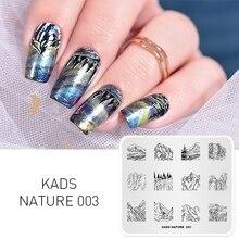 KADS 34 Design Flower Animal jewelry nail art stamp stamping Image Nail Art Decorations Stamp DIY stencils