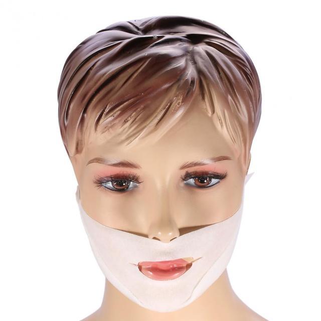 Preferenza 1 Pz Donne Lifting del Viso Cura Della Pelle Maschera 3D Contorno  XR18