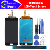 5 0 Inch UMIDIGI C2 LCD Display Touch Screen Digitizer Assembly 100 Original New LCD Touch