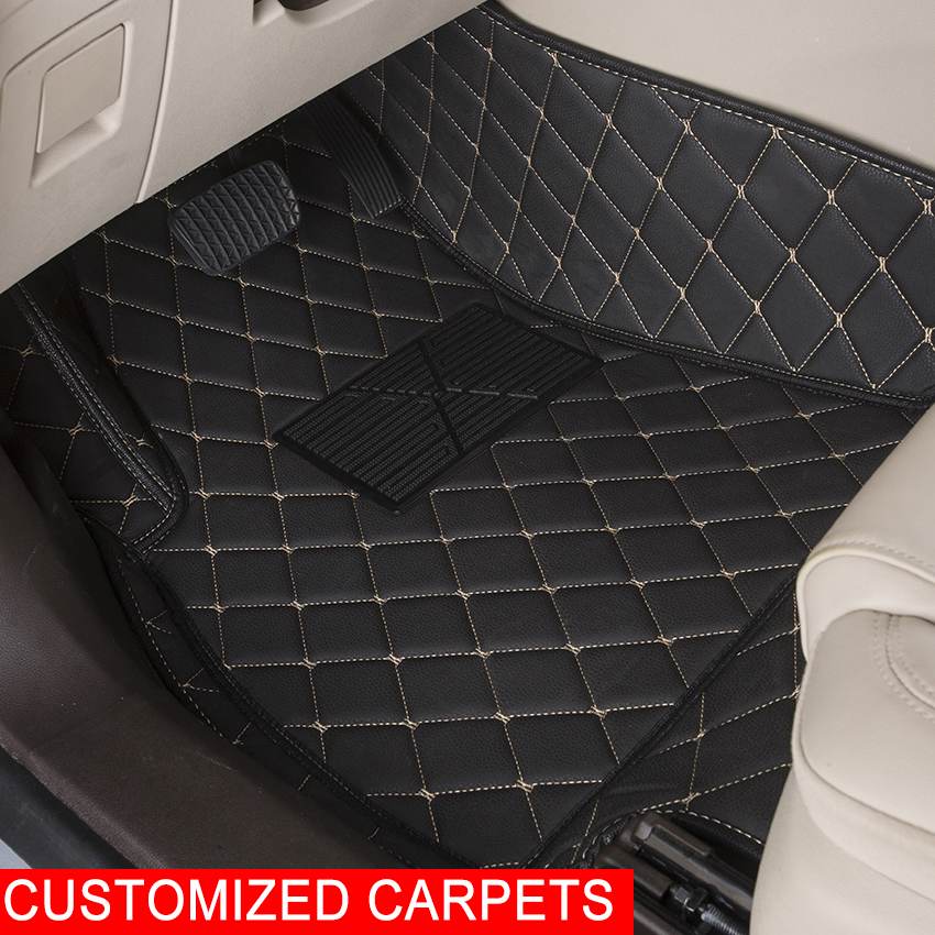 Custom Car Floor Mats For Ford Focus Edge Escape Kuga