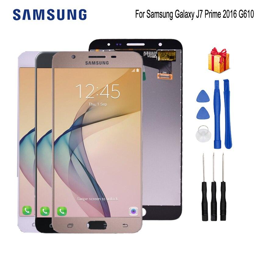SUPER DEAL) 5 5'' Original Display For SAMSUNG Galaxy J7