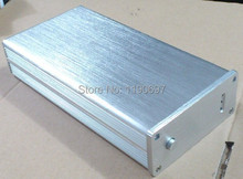 All Aluminum Chassis Short Version For Small Pre amp chassis 1Piece